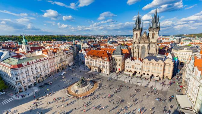 New ban on gambling in Prague