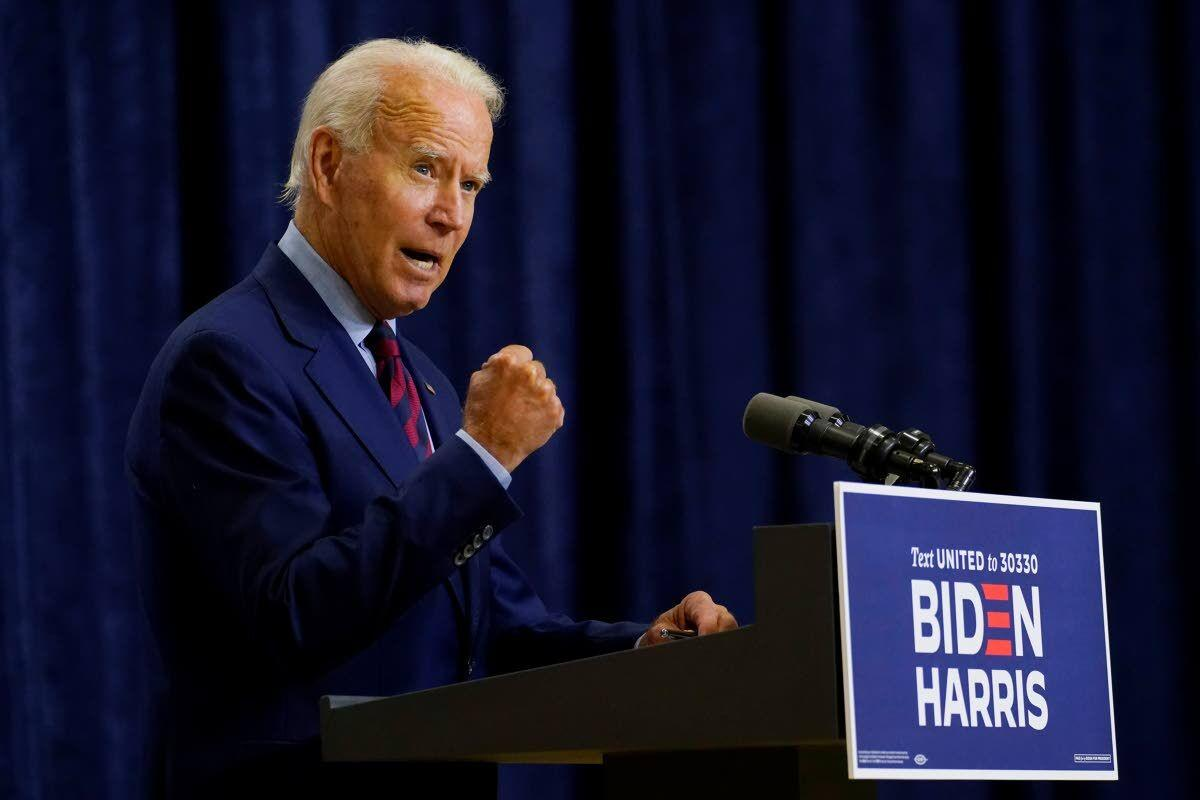 UK Bookmaker Betfair Shortens Joe Biden 2020 Odds After Bettor Wagers $67K
